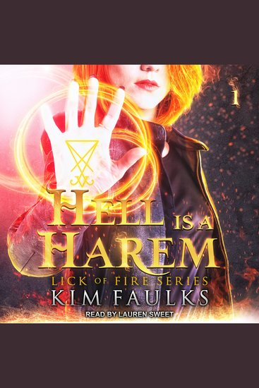 Hell is a Harem - Book 1 - cover