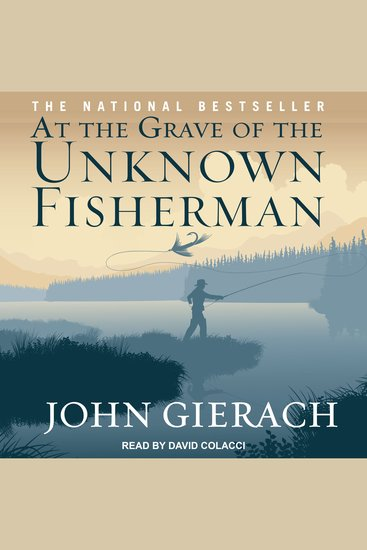 At the Grave of the Unknown Fisherman - cover