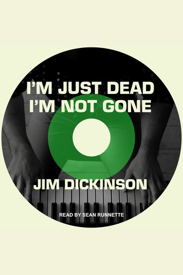 I'm Just Dead I'm Not Gone - cover