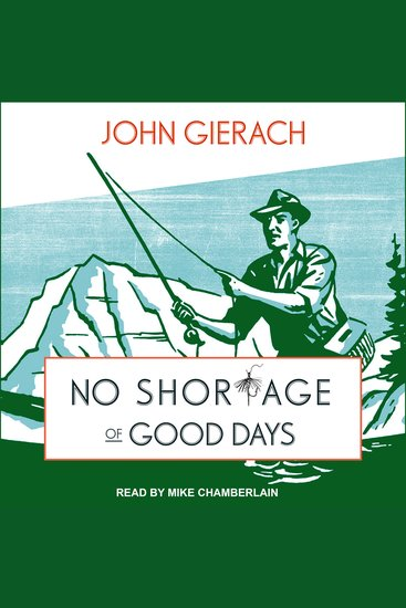 No Shortage of Good Days - cover