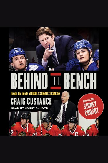 Behind the Bench - Inside the Minds of Hockey's Greatest Coaches - cover