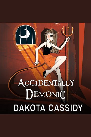 Accidentally Demonic - cover