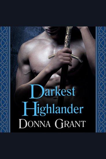 Darkest Highlander - cover