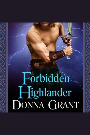 Forbidden Highlander - cover