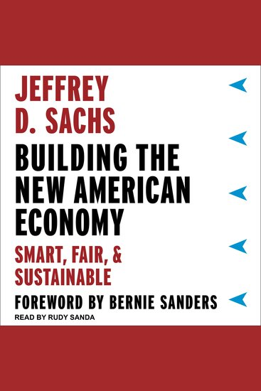Building the New American Economy - Smart Fair and Sustainable - cover