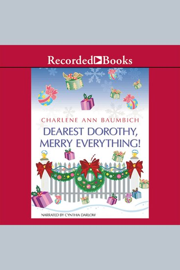 Dearest Dorothy Merry Everything! - cover