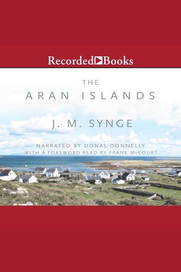 The Aran Islands - cover