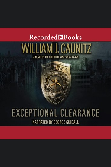 Exceptional Clearance - cover