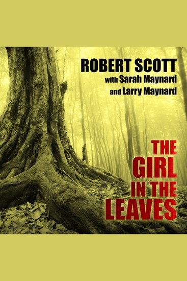 The Girl in the Leaves - cover