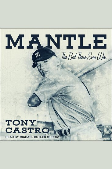 Mantle - The Best There Ever Was - cover