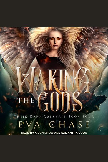 Waking The Gods - Their Dark Valkyrie Book Four - cover
