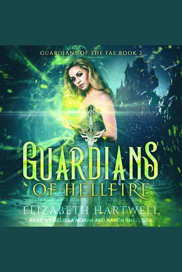 Guardians of Hellfire - A Reverse Harem Paranormal Fantasy Romance - cover