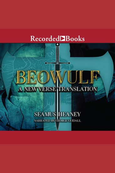 Beowulf - Translated by Seamus Heaney - cover