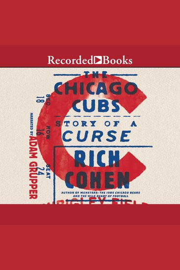 The Chicago Cubs - Story of a Curse - cover