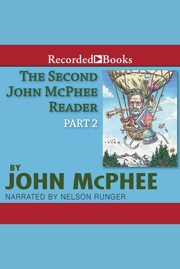 Second John McPhee Reader The (Part 2) - Part Two - cover