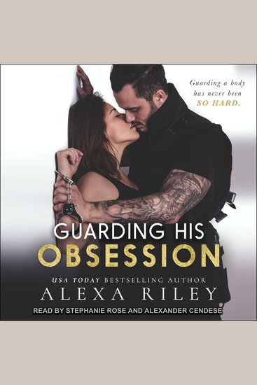 Guarding His Obsession - cover