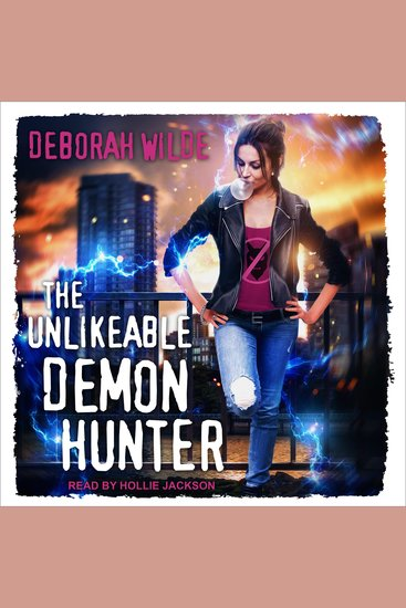 The Unlikeable Demon Hunter - cover