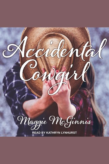 Accidental Cowgirl - cover