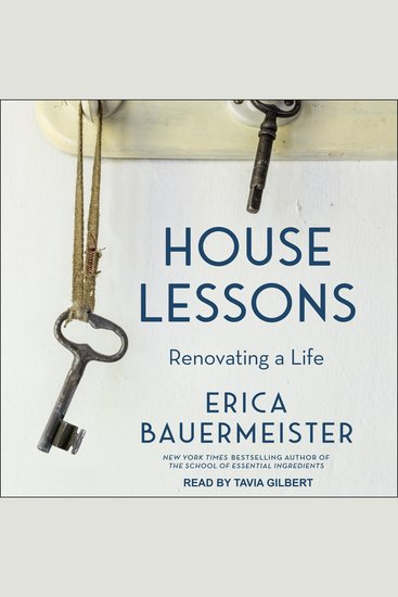 House Lessons - Renovating A Life - cover