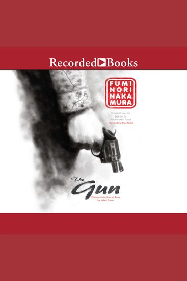 The Gun - cover