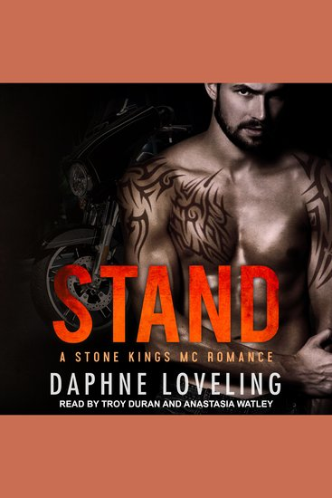 Stand - cover