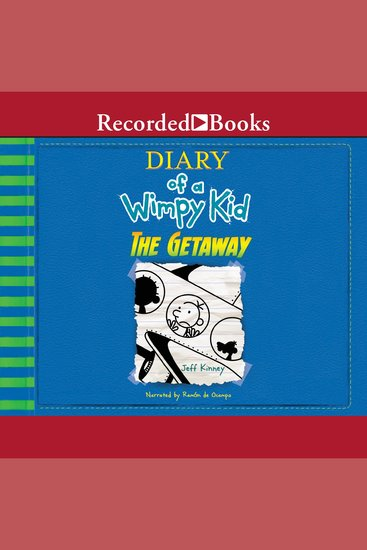 Diary of a Wimpy Kid - The Getaway - cover