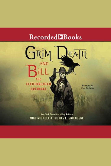 Grim Death and Bill the Electrocuted Criminal - cover