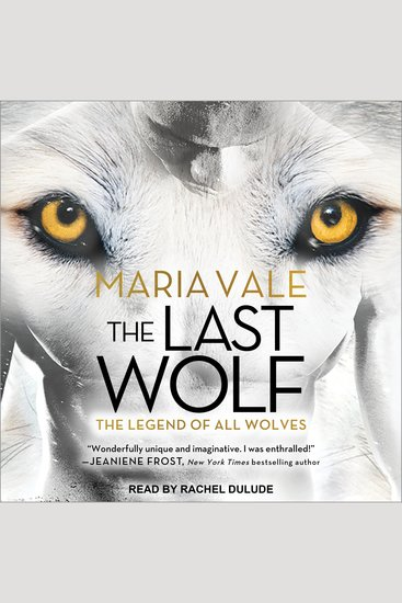 The Last Wolf - cover