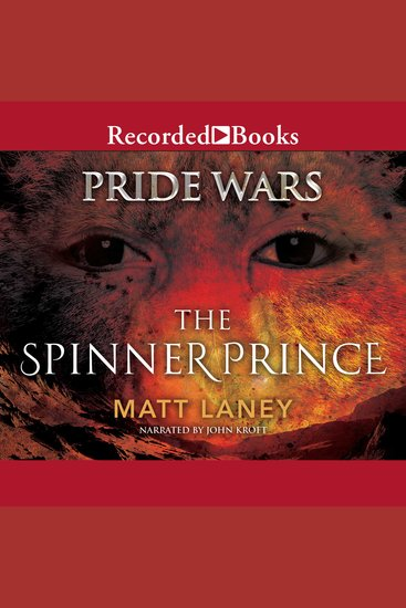 The Spinner Prince - cover