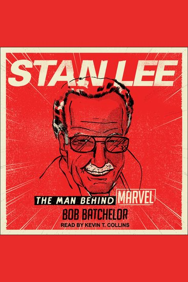 Stan Lee - The Man behind Marvel - cover