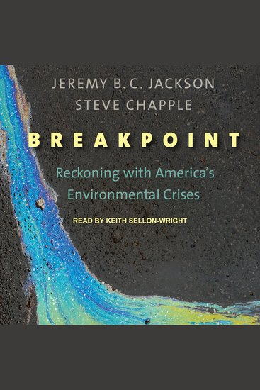 Breakpoint - Reckoning with America's Environmental Crises - cover