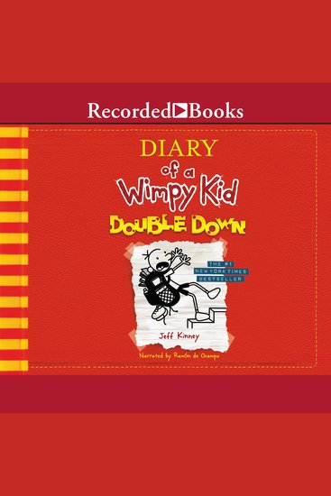 Diary of a Wimpy Kid - Double Down - cover