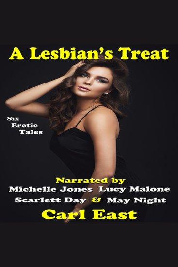 A Lesbian's Treat - cover