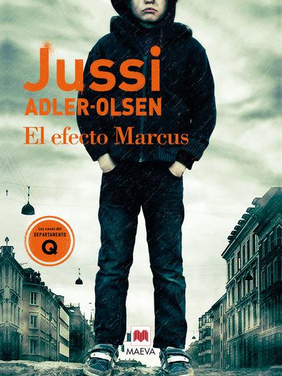 El efecto Marcus - (Los casos del Departamento Q 5) - cover