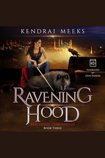 Ravening Hood - cover