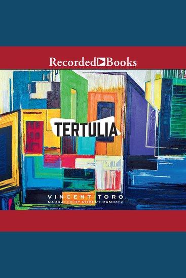 Tertulia - Penguin Poets - cover
