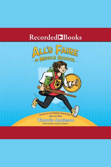 All's Faire in Middle School - cover
