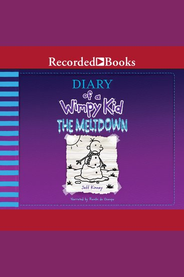 Diary of a Wimpy Kid: The Meltdown - cover