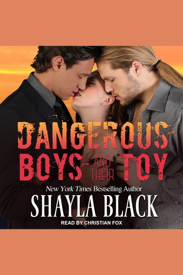 Dangerous Boys and their Toy - cover