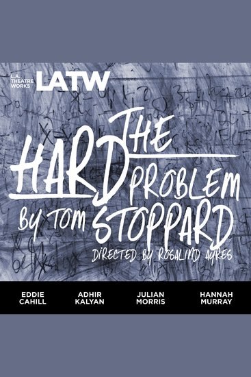 The Hard Problem - cover