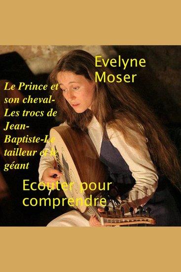 Le Prince et son cheval-Les trocs de Jean-Baptiste-Le tailleur et le géant - cover