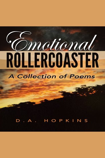 Emotional Rollercoaster - A Collection of Poems - cover