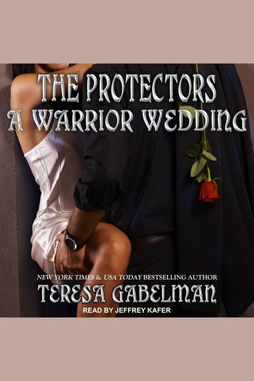 A Warrior Wedding - The Protectors - cover