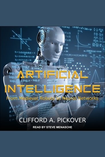 Artificial Intelligence - From Medieval Robots to Neural Networks - cover