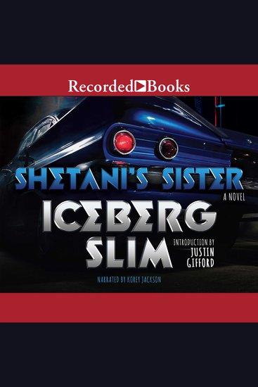 Shetani's Sister - cover