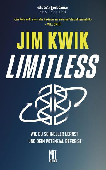 Limitless - Wie du schneller lernst und dein Potenzial befreist - cover