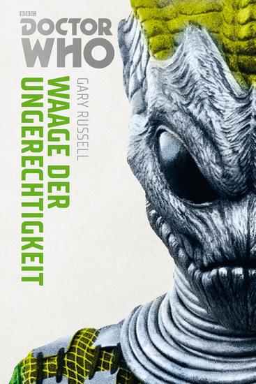 Doctor Who Monster-Edition 4: Waage der Ungerechtigkeit - cover