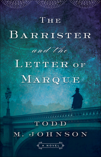 The Barrister and the Letter of Marque - cover