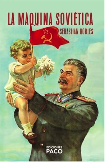 La máquina soviética - cover