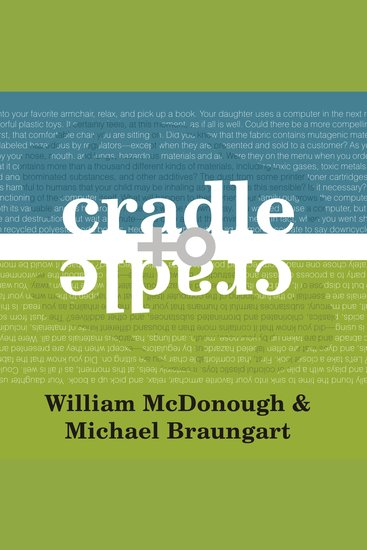 Cradle to Cradle - Remaking the Way We Make Things - cover